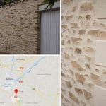 Enduits décoratifs imitation pierres aux Sorinières 44