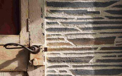 Enduit décoratif extérieur imitation pierres