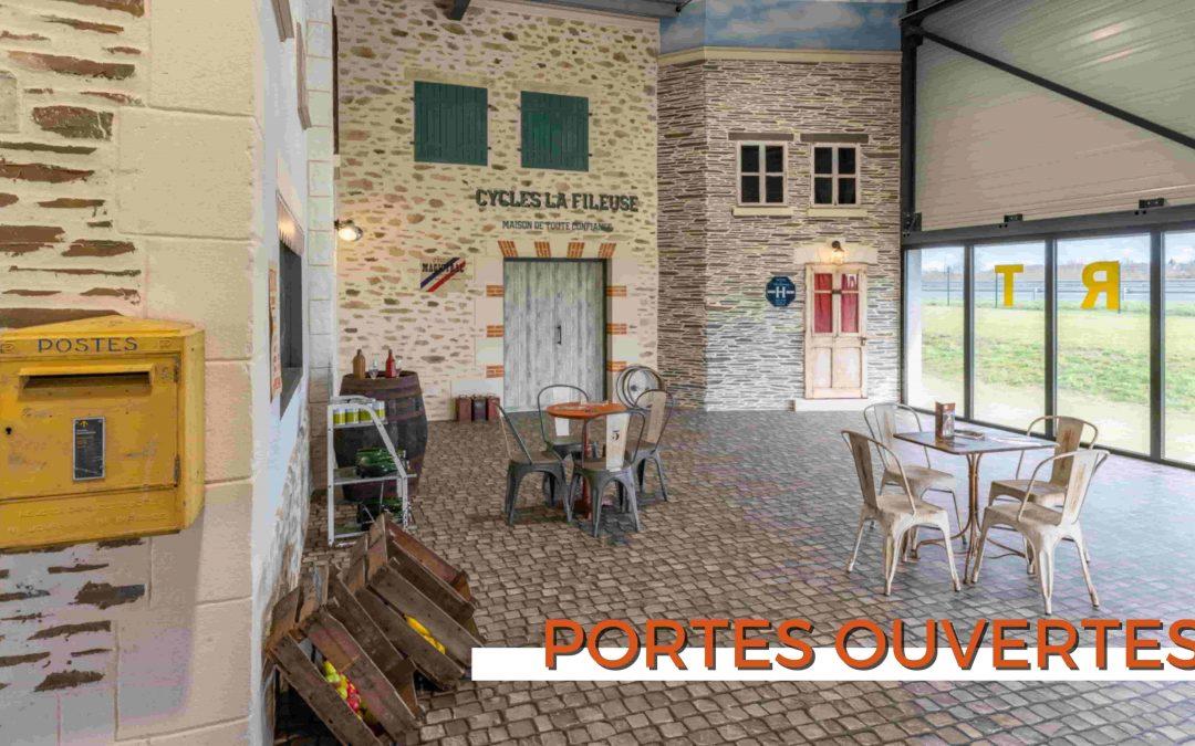Enduit décoration pierre les portes ouvertes