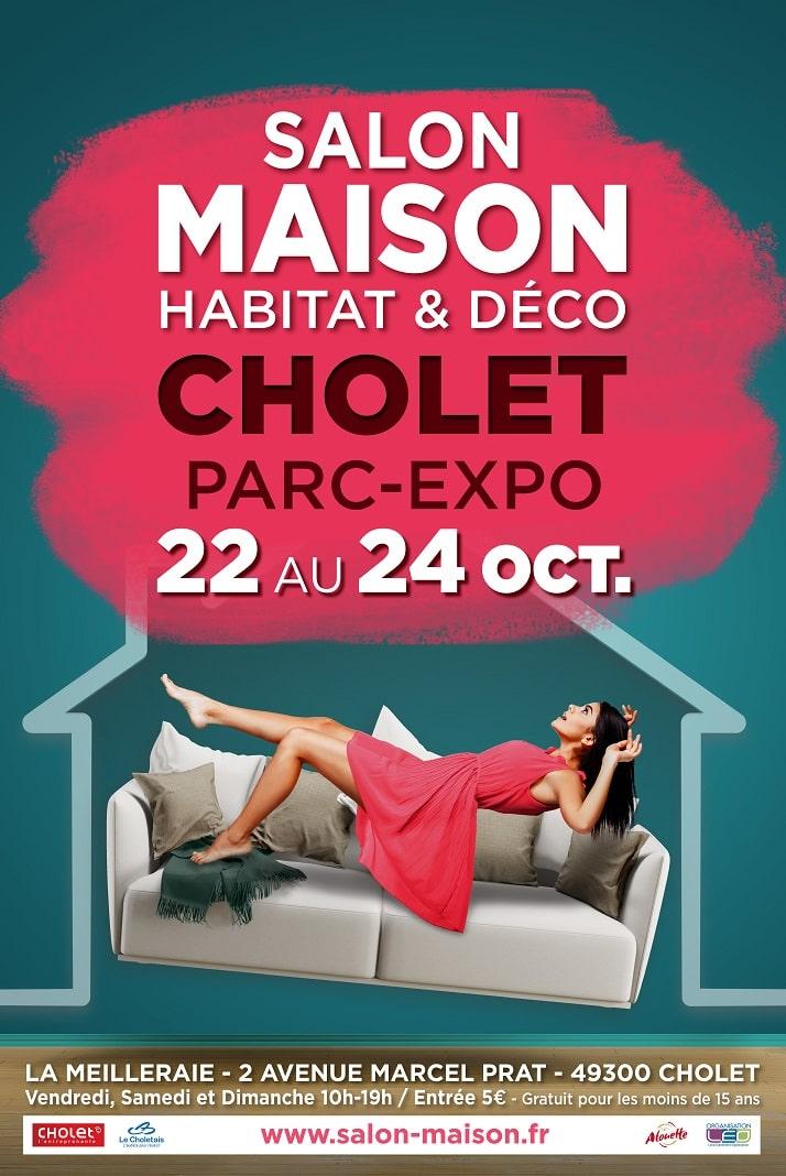 Salon de l'Habitat et de la Déco à Cholet 2021